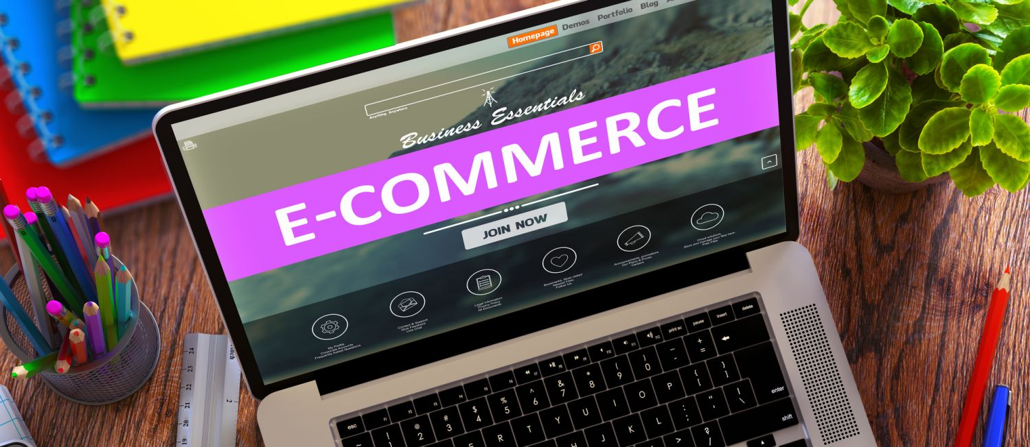 Picture of an E-Commerce Websites