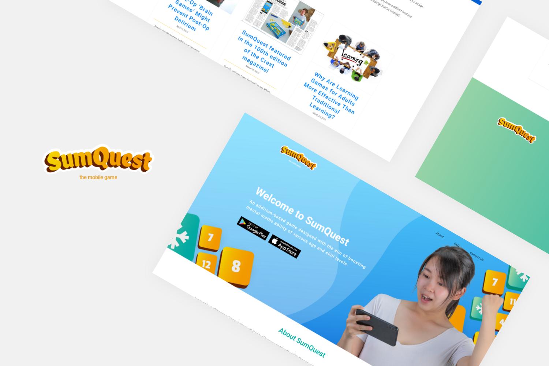 SumQuest Portfolio